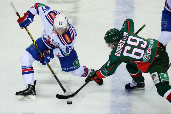 Вадим Шипачёв (слева) и Александр Бурмистров