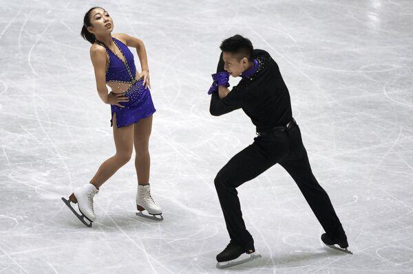 Суй Вэньцзинь и Хань Цун