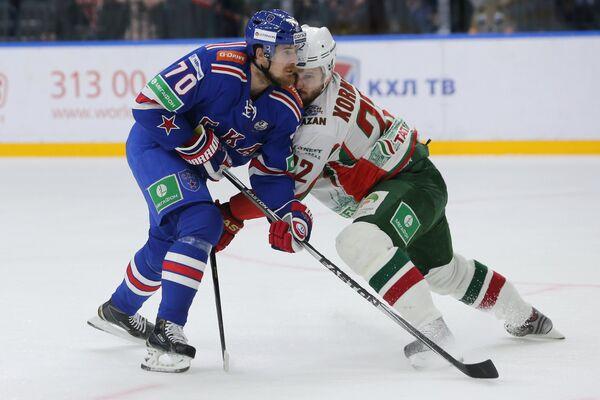 Роман Червенка (слева) и Константин Корнеев