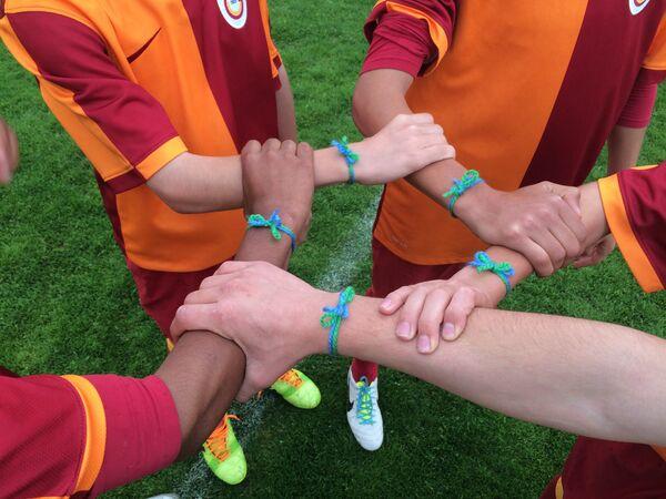 Детская социальная программа Футбол для дружбы
