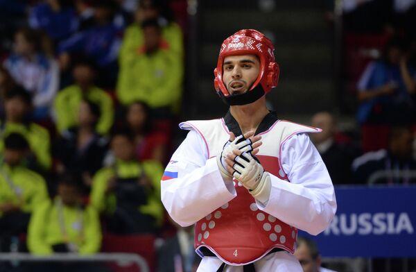 Айдемир Шахбанов (Россия)