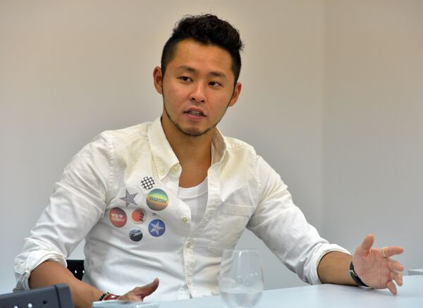 Японский пловец Косукэ Китадзима
