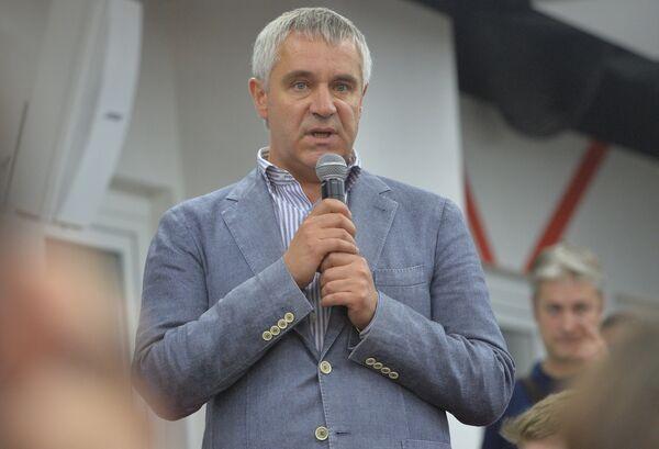 Член совета директоров футбольного клуба Спартак Александр Жирков