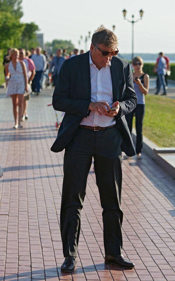 Генеральный секретарь ФИФА Жером Вальке