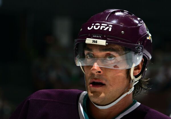 Хоккеист Теему Селянне