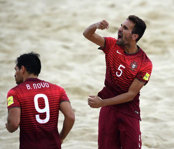 Сборная Португалии по пляжному футболу
