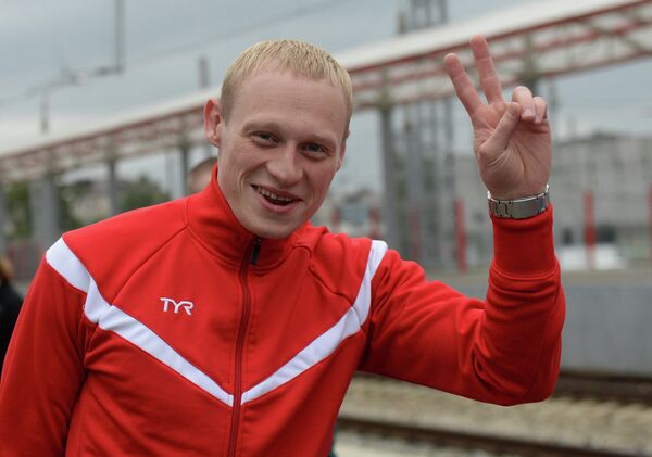 Илья Захаров