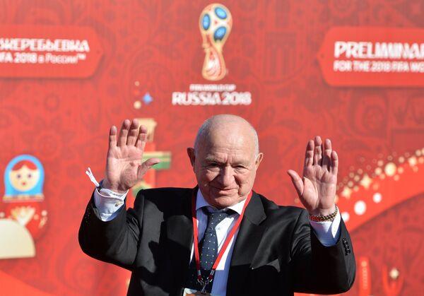Первый вице-президент РФС Никита Симонян