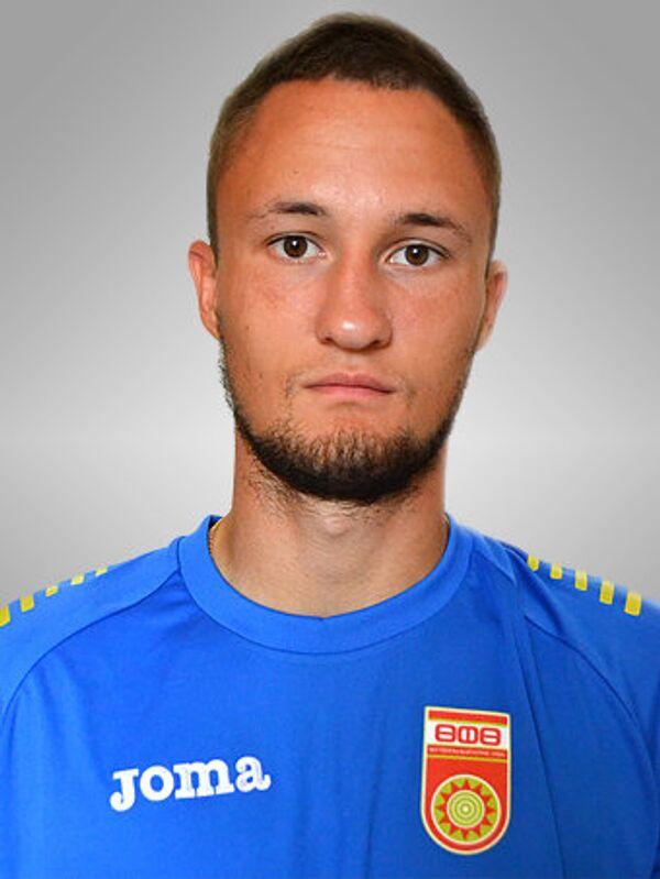 Российский вратарь Артем Леонов