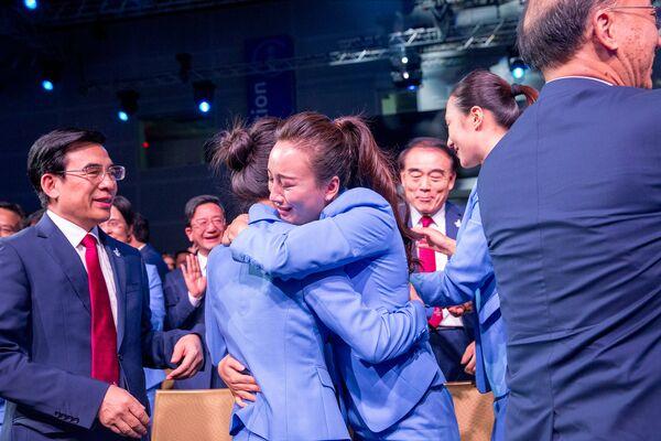 Делегация из Пекина