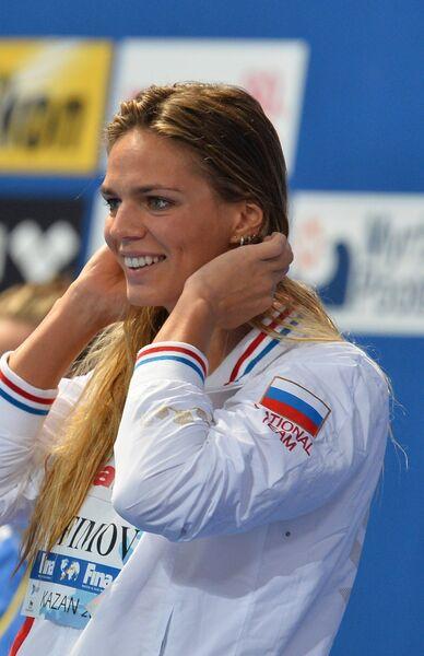 Юлия Ефимова (Россия)