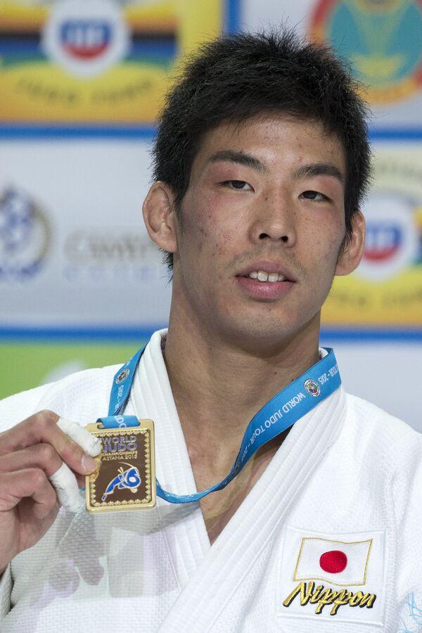 Японец Таканори Нагасе