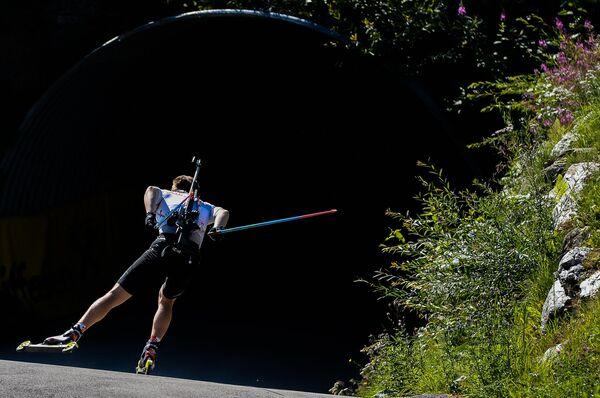 Летний биатлон