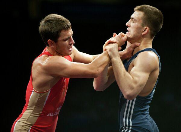 Адам Курак (слева) и Тимур Бердыев