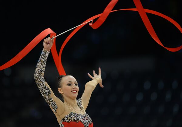 Анна Ризатдинова (Украина)