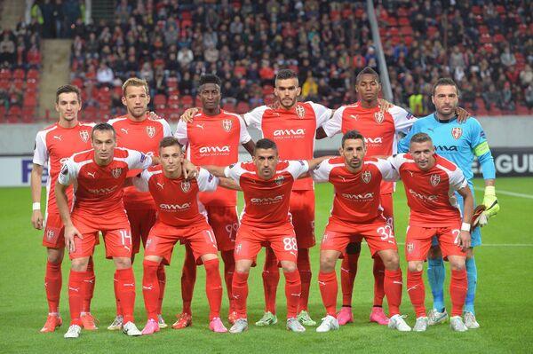 Футболисты Скендербеу
