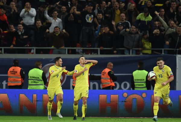Футболисты сборной Румынии