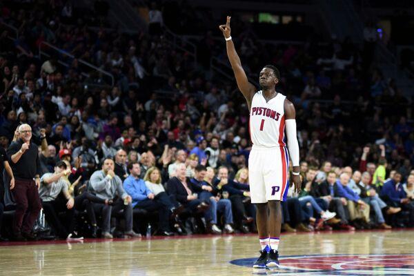 Защитник клуба НБА Детройт Пистонс Реджи Джексон