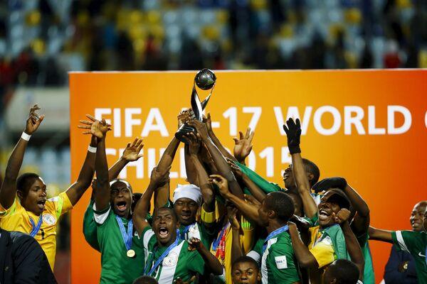 Игроки юношеской сборной Нигерии по футболу