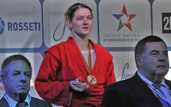 Анастасия Валова