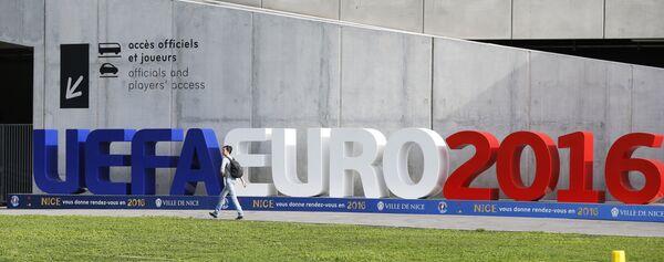 Логотип Евро-2016
