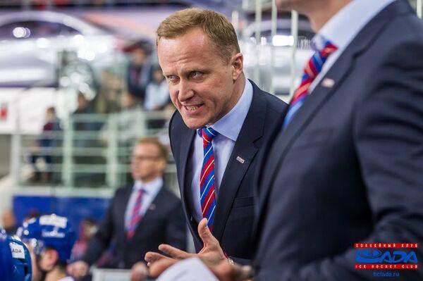 Главный тренер Лады Артис Аболс