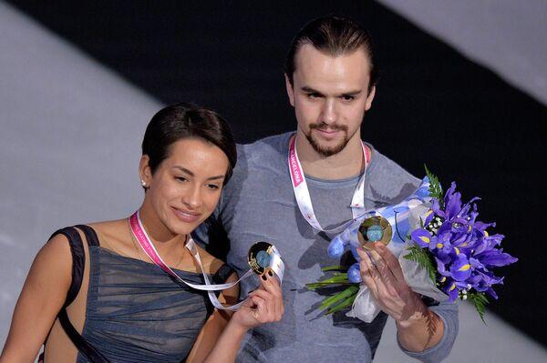 Ксения Столбова и Фёдор Климов