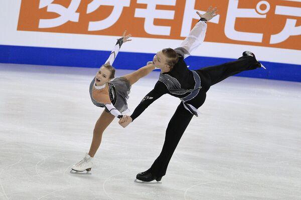 Екатерина Борисова и Дмитрий Сопот