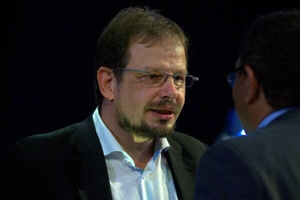 Немецкий репортер телеканала ARD Хайо Зеппельт