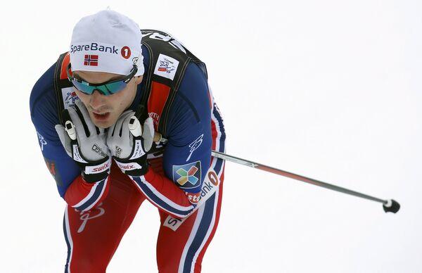 Лыжник Финн-Хоген Крог