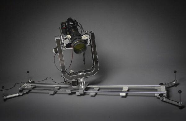 Роботизированная платформа для фотосъемки DKV-1