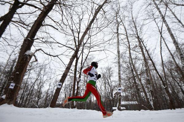 Чемпионат и первенство Казани по зимнему триатлону