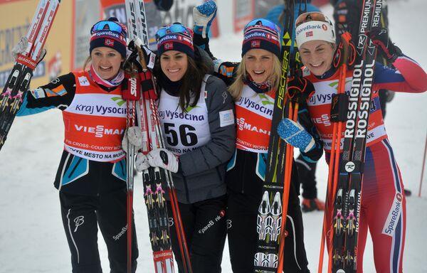 Женская сборная Норвегии по лыжным гонкам