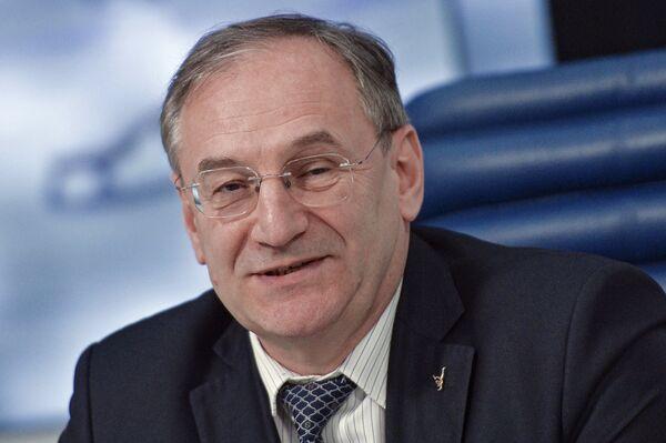 Генеральный директор Федерации фигурного катания на коньках России (ФФККР) Александр Коган