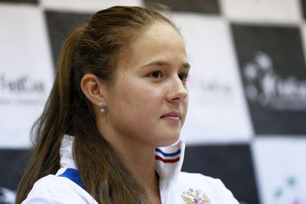 Дарья Касаткина