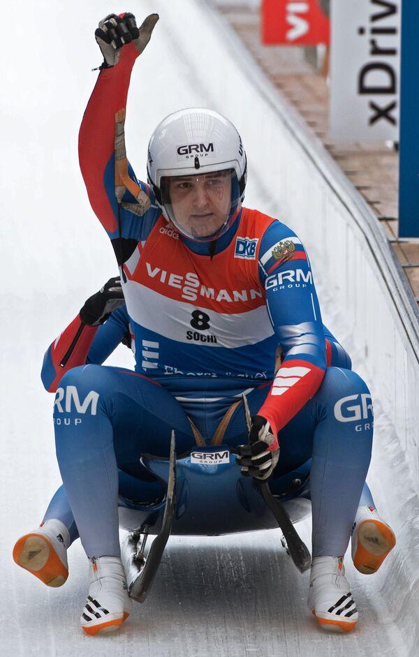 Андрей Богданов и Андрей Медведев