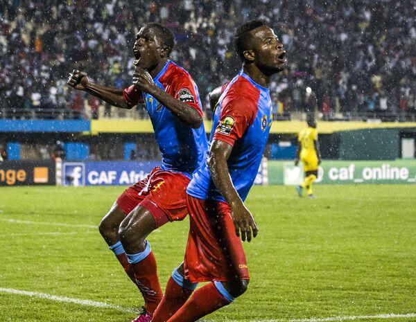Футболисты сборной Демократической Республики Конго