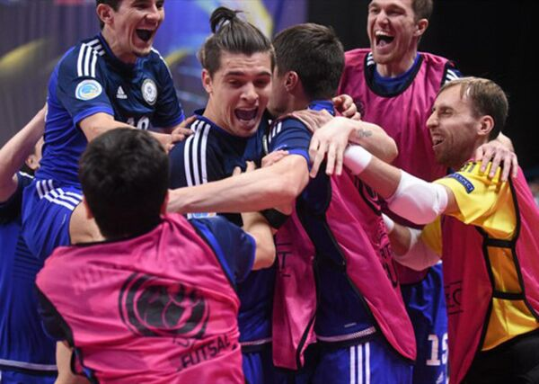 Сборная Казахстана по мини-футболу