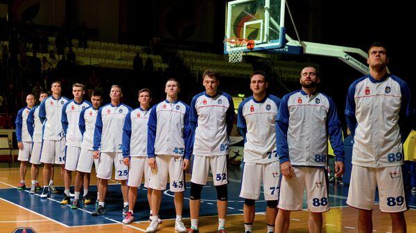 Баскетболисты Пармы