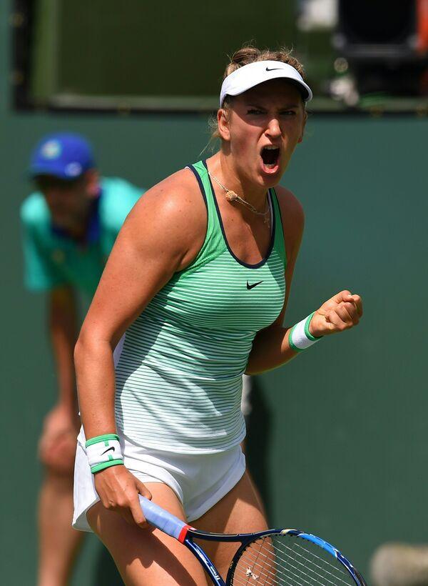 Белорусская тенисистка Виктория Азаренко