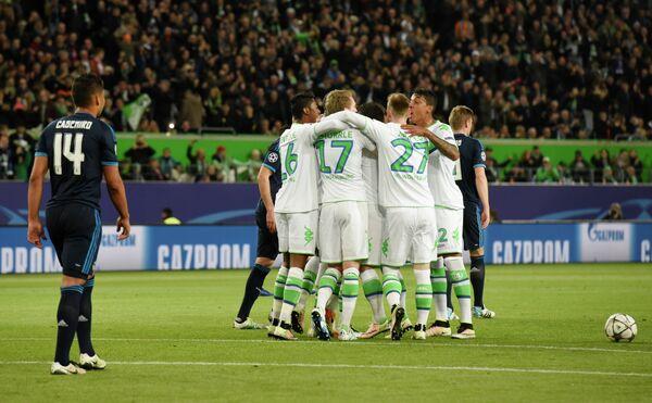 Футболисты Вольфсбурга