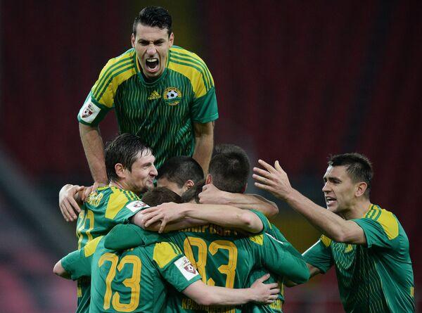 Игроки ФК Кубань