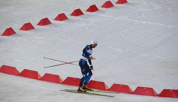 Лыжник Петтер Нортуг