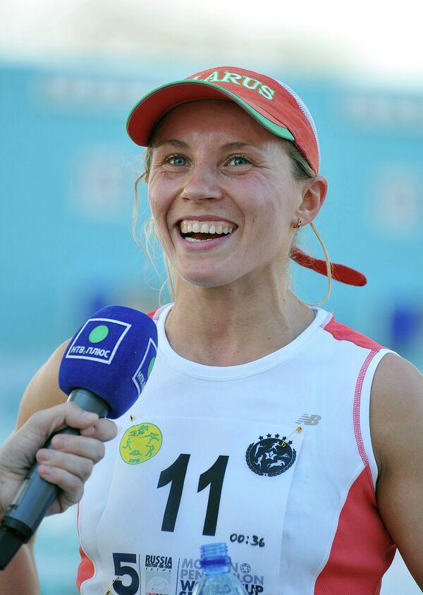 Анастасия Прокопенко из Белоруссии