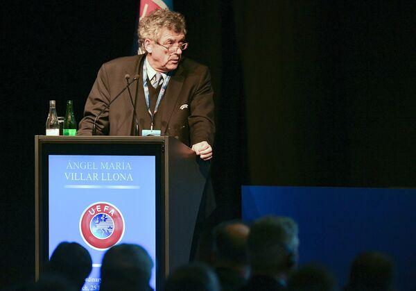Внеочередной конгресс УЕФА