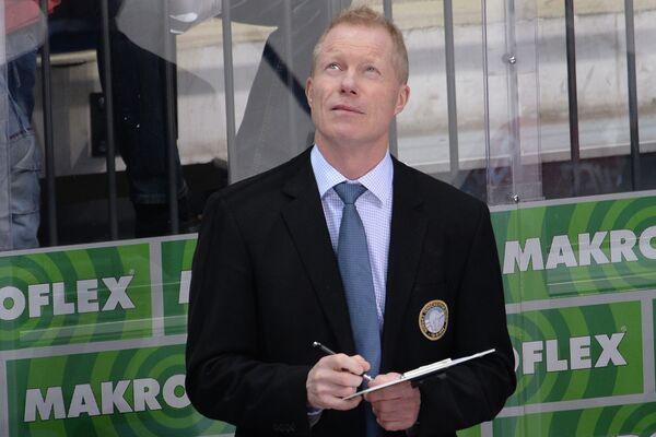 Главный тренер сборной Норвегии Рой Йохансен