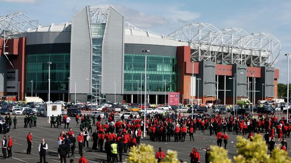 Стадион Манчестер Юнайтед Олд Траффорд