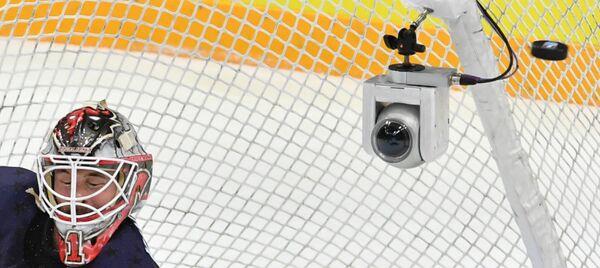 Вратарь сборной США Кейт Кинкейд